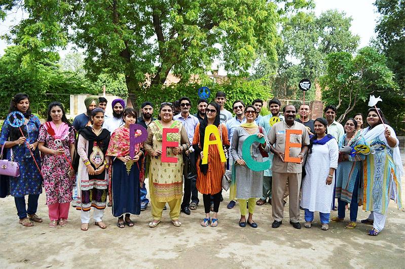Nca Pakistan And The Norwegian Embassy Renew Their Peacebuilding Project Kirkens Nodhjelp