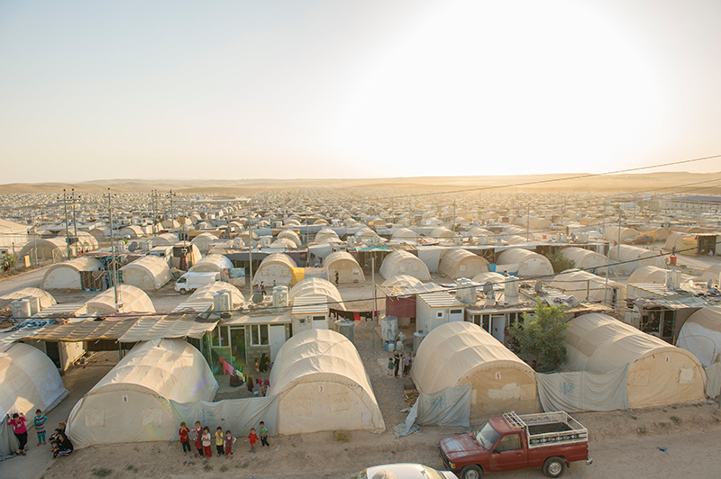 Nearly 30,000 people, mostly Yezidis live in the Kabarto I/II camps in the Kurdistan regions. In almost each tent you can hear stories of persecution and escape.