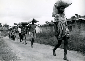 Relief in Biafra