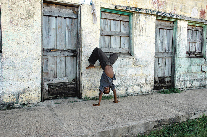 Street life in the Domincan Republic